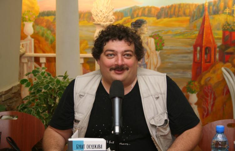 Встреча с Дмитрием Быковым