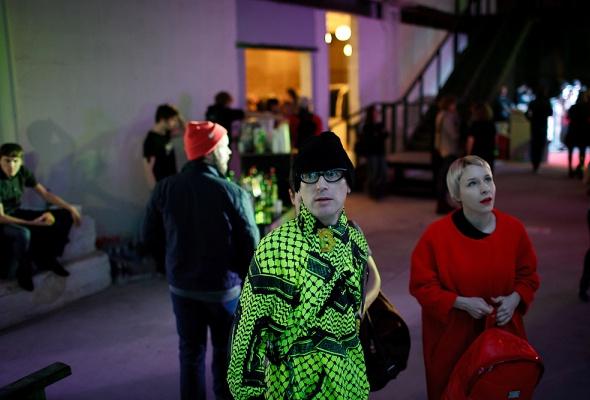 PUMA Creative Factory устроила custom-party вчесть легендарной олимпийки T7 - Фото №1