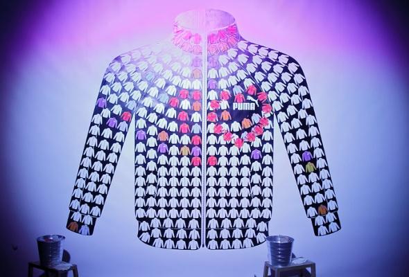 PUMA Creative Factory устроила custom-party вчесть легендарной олимпийки T7 - Фото №0