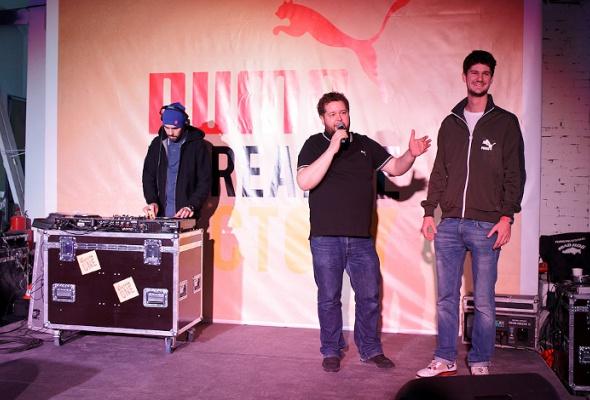 PUMA Creative Factory устроила custom-party вчесть легендарной олимпийки T7 - Фото №4