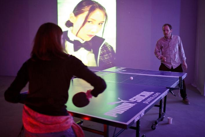 PUMA Creative Factory устроила custom-party вчесть легендарной олимпийки T7