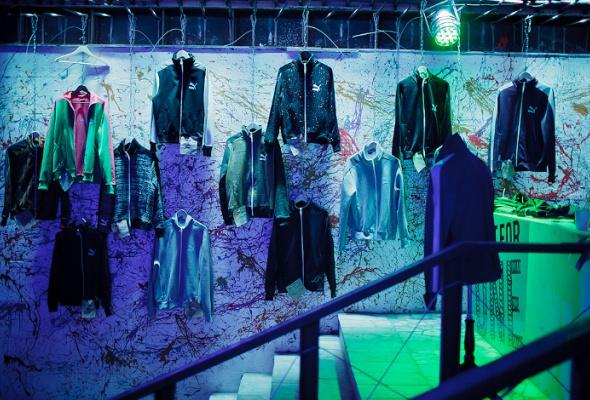 PUMA Creative Factory устроила custom-party вчесть легендарной олимпийки T7 - Фото №6