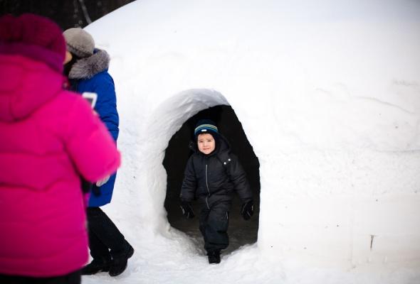 Снежное королевство вЛужниках: фоторепортаж - Фото №2