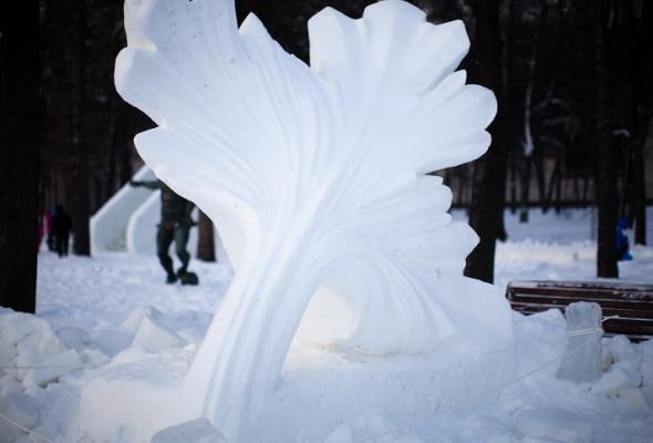 Снежное королевство вЛужниках: фоторепортаж - Фото №8
