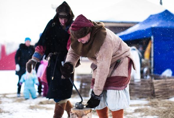 Снежное королевство вЛужниках: фоторепортаж - Фото №12