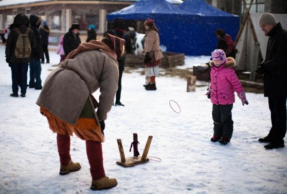 Снежное королевство вЛужниках: фоторепортаж - Фото №13