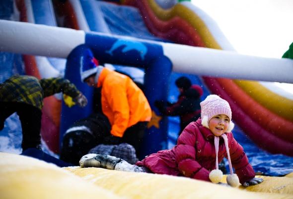 Снежное королевство вЛужниках: фоторепортаж - Фото №22