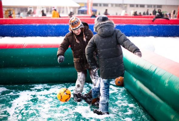 Снежное королевство вЛужниках: фоторепортаж - Фото №25