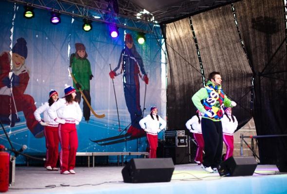 Снежное королевство вЛужниках: фоторепортаж - Фото №30
