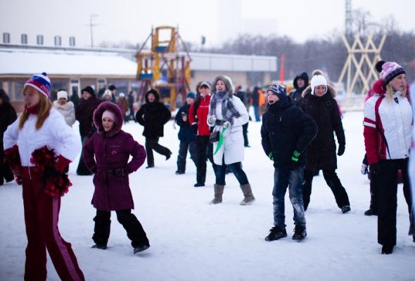 Снежное королевство вЛужниках: фоторепортаж - Фото №31
