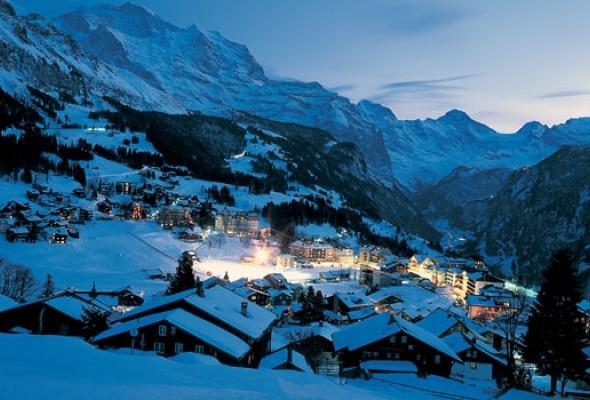 Швейцария для горнолыжников - Фото №2