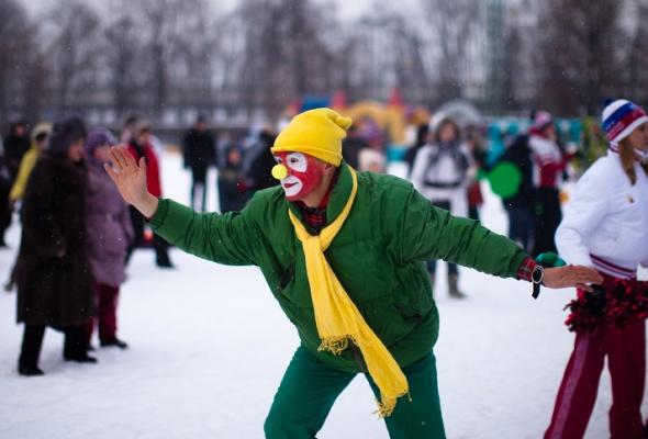 Снежное королевство вЛужниках: фоторепортаж - Фото №33