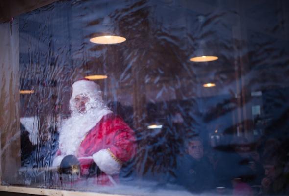 Снежное королевство вЛужниках: фоторепортаж - Фото №39