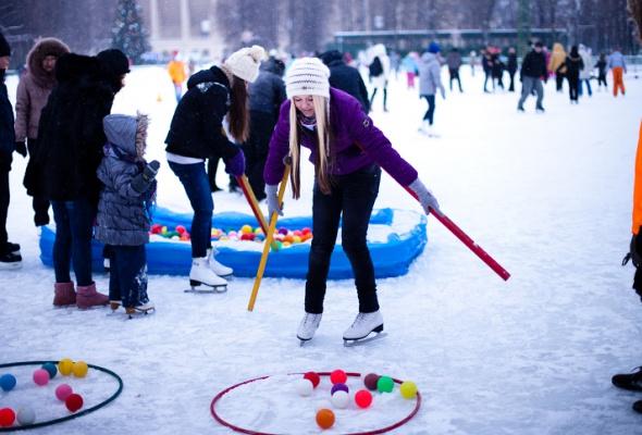 Снежное королевство вЛужниках: фоторепортаж - Фото №45