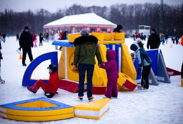 Снежное королевство вЛужниках: фоторепортаж - Фото №46