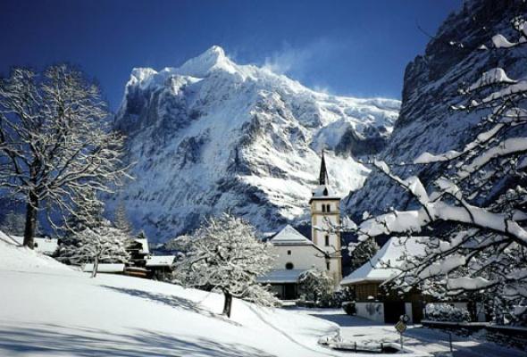 Швейцария для горнолыжников - Фото №3