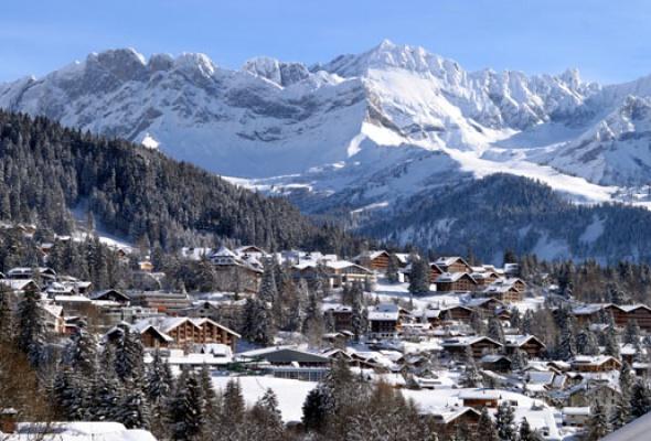 Швейцария для горнолыжников - Фото №4