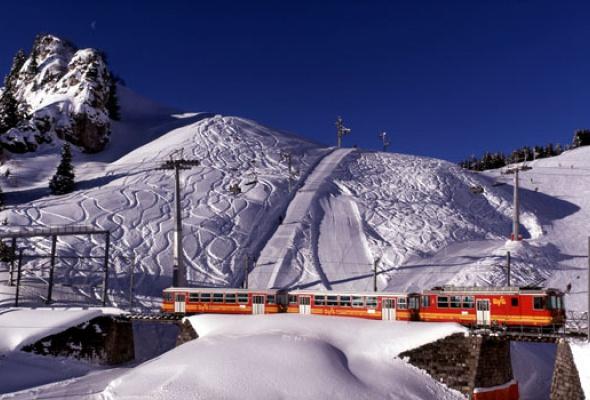 Швейцария для горнолыжников - Фото №1