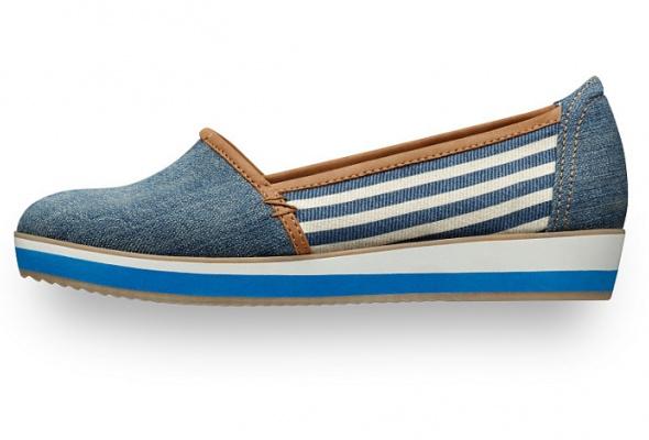 Весеннюю коллекцию обуви Tamaris наднях привезут в«Гагаринский» - Фото №6