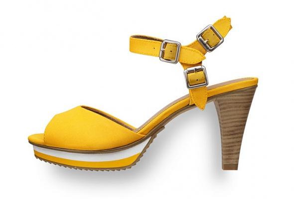 Весеннюю коллекцию обуви Tamaris наднях привезут в«Гагаринский» - Фото №0
