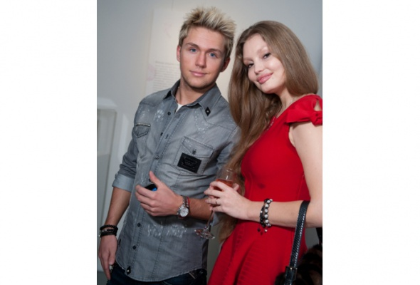 Clarins Group иSwarovski презентовали новый парфюм - Фото №8