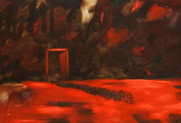 """Паша Бабенко """"Исход из натюрморта"""" - Фото №2"""