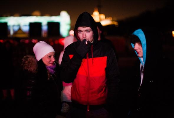 Шоу Tornado Energy вПарке Горького: фоторепортаж - Фото №14