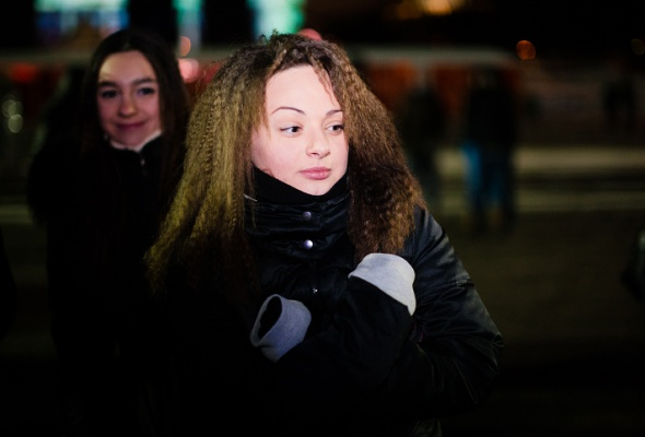 Шоу Tornado Energy вПарке Горького: фоторепортаж - Фото №17