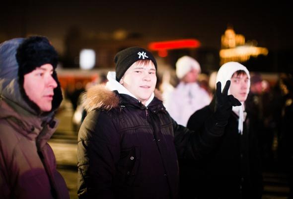 Шоу Tornado Energy вПарке Горького: фоторепортаж - Фото №34