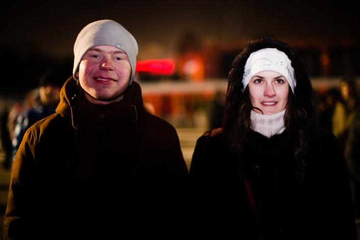 Шоу Tornado Energy вПарке Горького: фоторепортаж