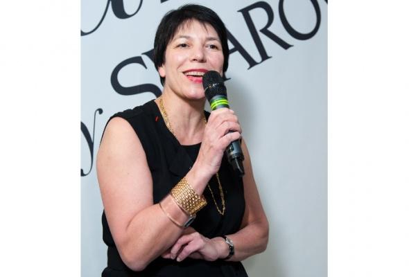 Clarins Group иSwarovski презентовали новый парфюм - Фото №10