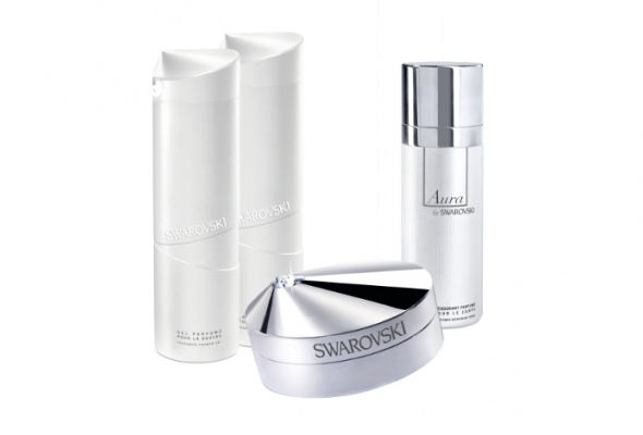 Clarins Group иSwarovski презентовали новый парфюм - Фото №2