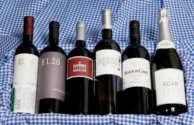 Кошерные вина