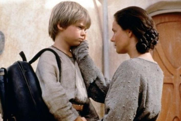 Люк, ятвой отец!