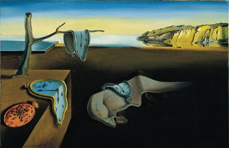 Сюрреализм. Подсознание в искусстве