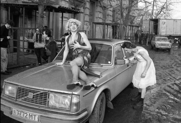 Альтернативная мода до прихода глянца, 1985-1995 - Фото №2