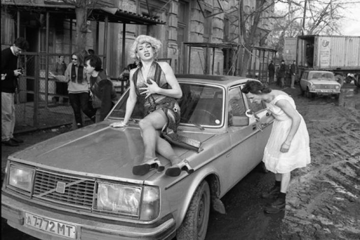 Альтернативная мода до прихода глянца, 1985-1995