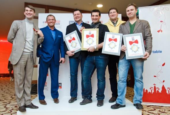 Time Out выбрал лучшие рестораны Москвы - Фото №0