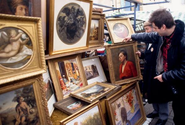 Вцентре Москвы появится блошиный рынок - Фото №3