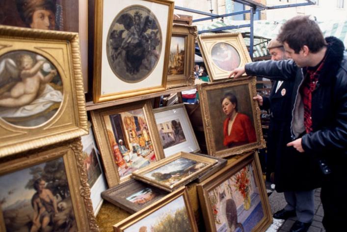 Вцентре Москвы появится блошиный рынок