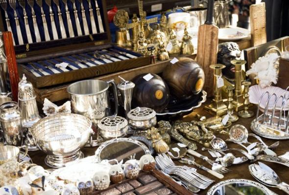 Вцентре Москвы появится блошиный рынок - Фото №4