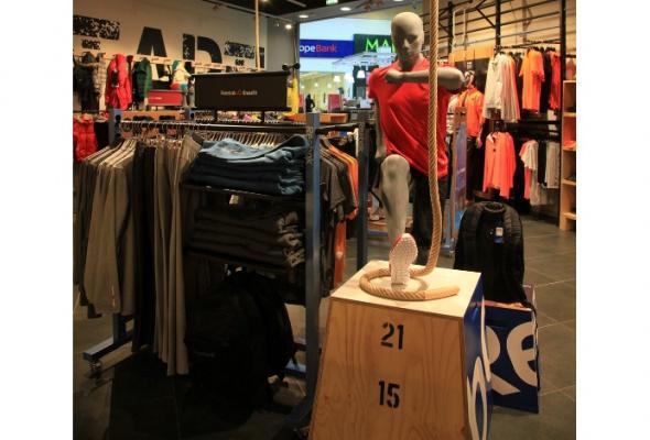 Reebok открыл первый вмире магазин-спортзал FitHub - Фото №2