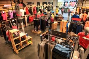 Reebok открыл первый вмире магазин-спортзал FitHub