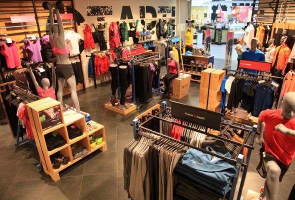 Reebok открыл первый вмире магазин-спортзал FitHub - Фото №0
