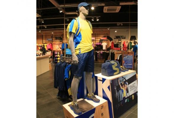 Reebok открыл первый вмире магазин-спортзал FitHub - Фото №5