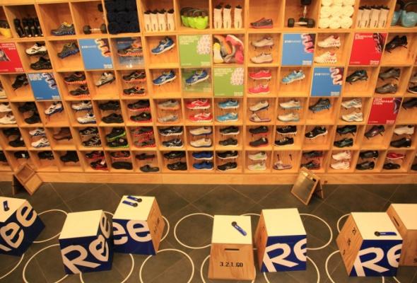 Reebok открыл первый вмире магазин-спортзал FitHub - Фото №6