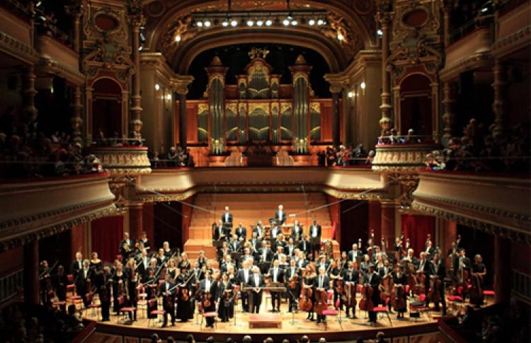 Оркестр Романдской Швейцарии