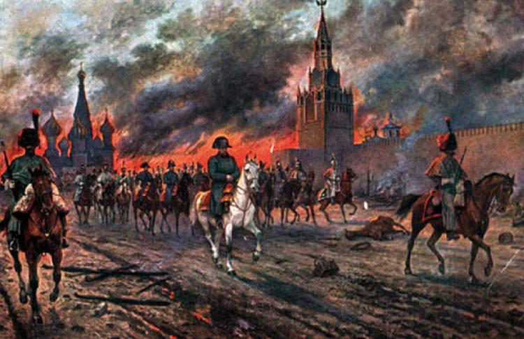 Наши против Наполеона