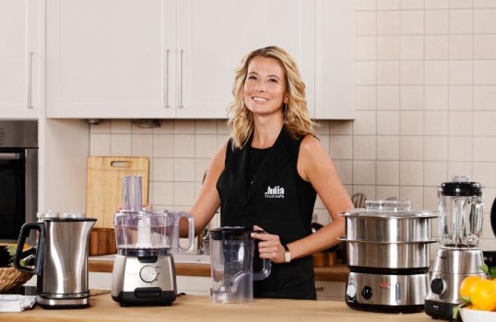 Коллекция техники Tefal Julia Vysotskaya: высокие технологии для каждой кухни!