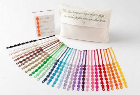 ВЦУМе начали продавать браслеты Cruciani за350 рублей - Фото №0
